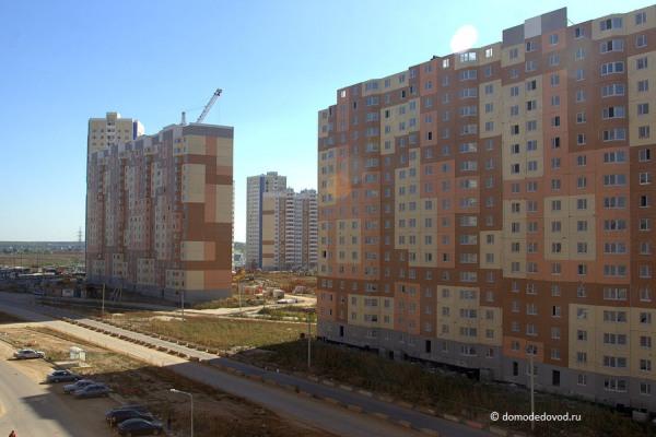 СУ-155 строит Южное Домодедово