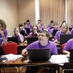 Качество подготовки участников программы «Приток» признано на международном уровне