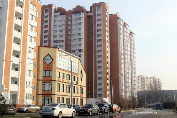 """Новостройка """"Гюнай"""" на ул. Ломоносова и Набережной"""