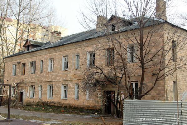Дом под снос на улице Ломоносова