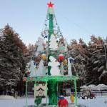 Новогодние мероприятия в ДК «Мир», парке «Ёлочки» и на «Авангарде»