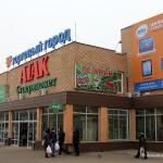 Открытие супермаркета электроники DNS в Домодедово