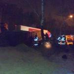Спасатели МЧС приняли участие в ликвидации ДТП в Домодедово