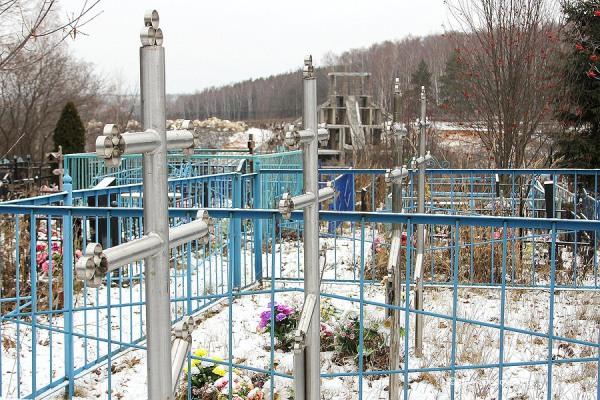 Никитское кладбище
