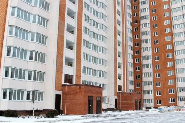 Жилой дом № 14 - мкр.Северный, ул. Набережная