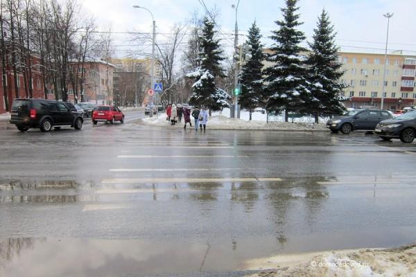 Домодедово. Каширское шоссе