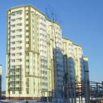 Корпус 17 Новое Домодедово