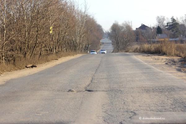 Дорога Редькино — Заборье
