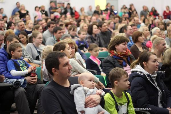 Концертный зал в школе №9