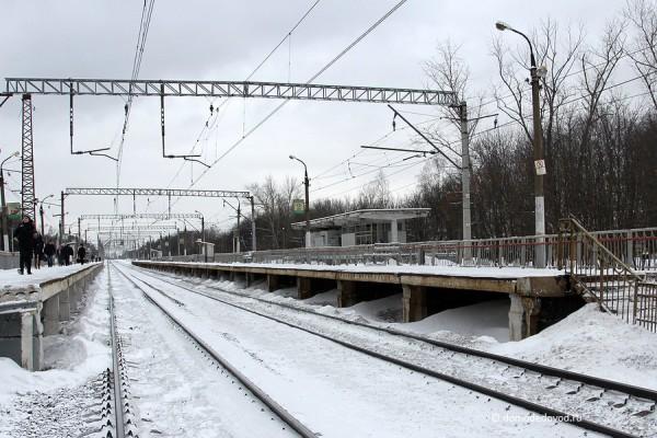 Станция Взлётная