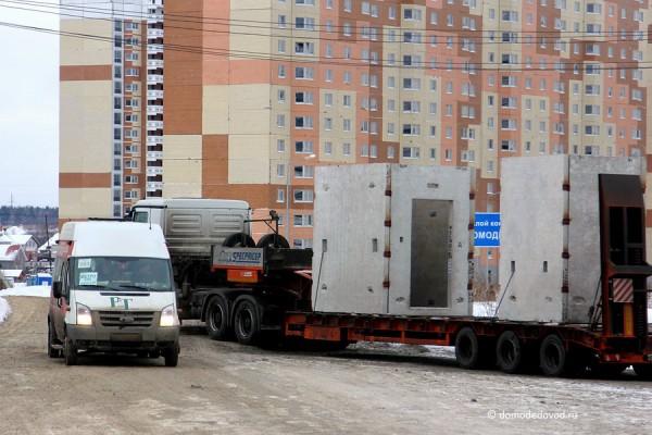 Новые маршруты в Новое Домодедово (16)