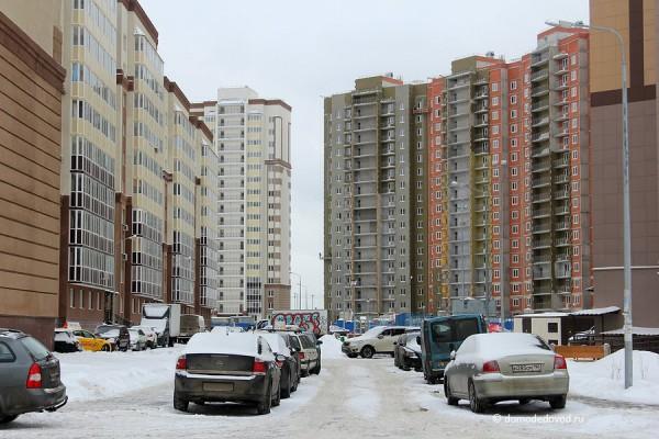 Автомобили в Новом Домодедово