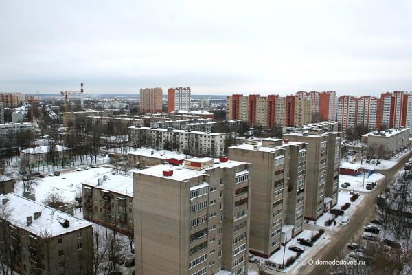 Северный микрорайон Домодедово