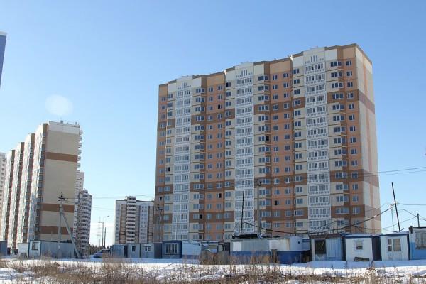 """ЖК """"Южное Домодедово"""" Февраль 2015"""