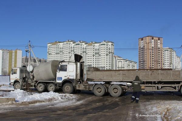 """ЖК """"Южное Домодедово"""" СУ-155."""
