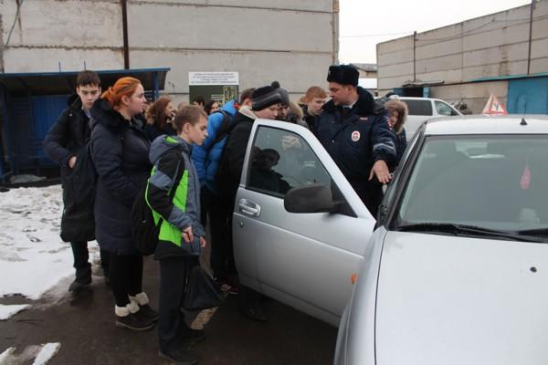 День открытых дверей в УМВД Домодедово