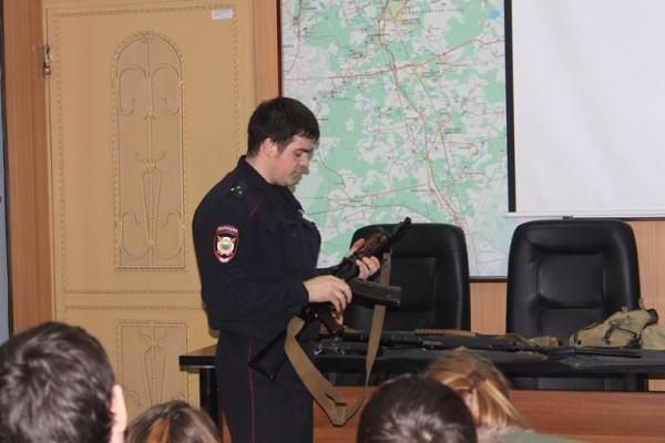 День открытых дверей в полиции Домодедово