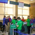 Профессионализм на мировом уровне: Домодедово принимает участие в WorldSkills