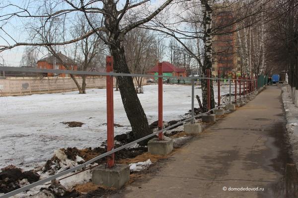 Строительство многоуровневой парковки