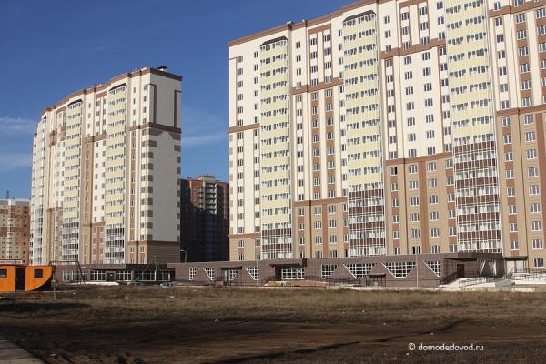 Корпуса 25 и 26 в Новом Домодедово