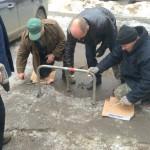 Борьба с незаконными ограждениями парковок