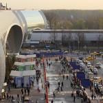 Привокзальная площадь аэропорта Домодедово