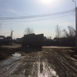 """""""Гюнай"""" оштрафовали за грязь на дорогах"""