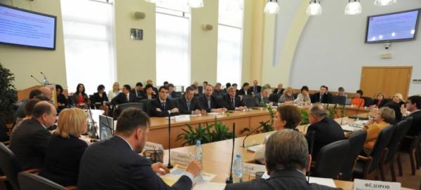 Круглый стол Комитета Мособлдумы