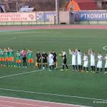 ФК «Домодедово»— ФК «Волга». 3:1
