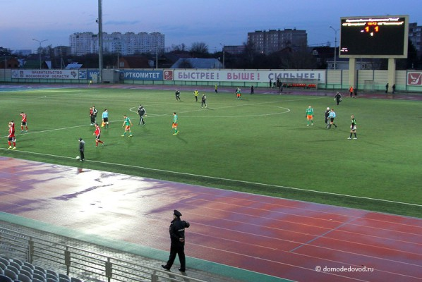 Футбол в Домодедово (13)
