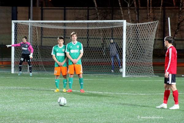Футбол в Домодедово (3)