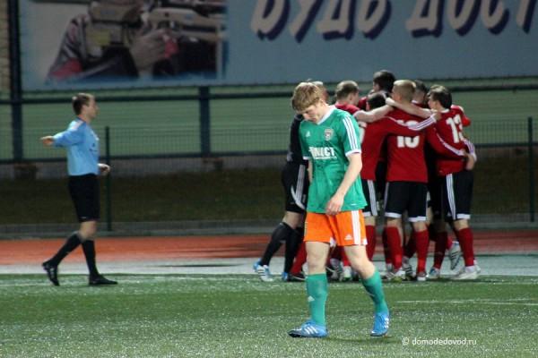 Футбол в Домодедово (2)