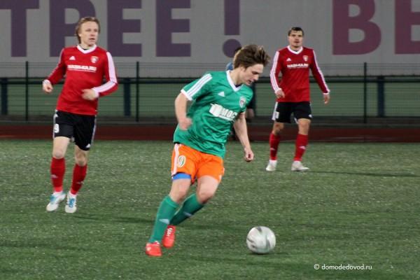Футбол в Домодедово (1)