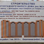 Очередная новостройка «Гюнай» на перекрестке улиц Набережная и Гагарина