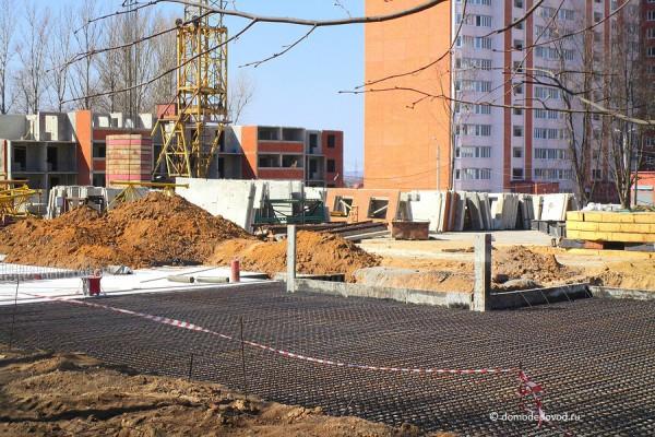 """новостройка """"Гюнай"""" на улице Набережная"""