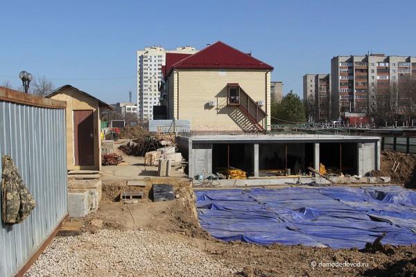 Строительство физкультурно-оздоровительного комплекса в микрорайоне Северный