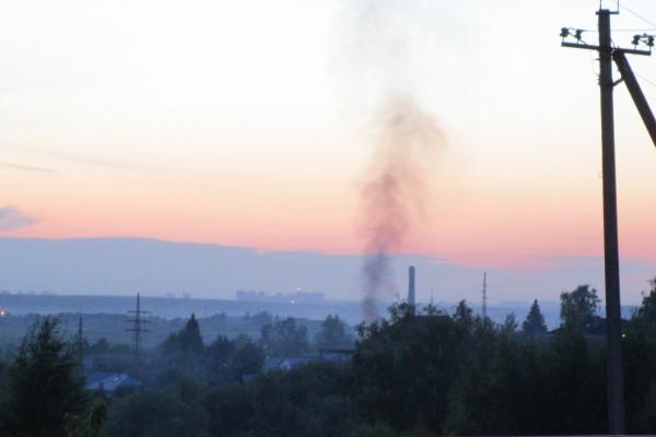 Пожар 20.05.2015
