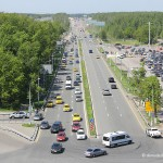 Реконструкция дороги А-105 «Москва — Аэропорт Домодедово» продолжается