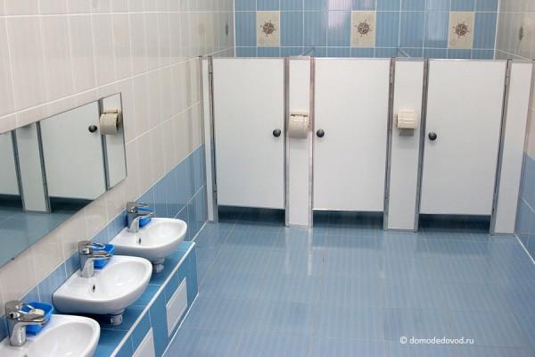 Детский сад «Улыбка». Туалет
