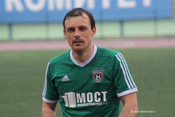 Футбольный матч ФК «Домодедово» — ФК «Строгино» (2)
