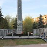 Обелиск Славы открыт после реконструкции