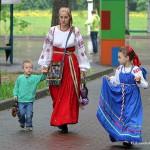 В Домодедово отметили  День славянской письменности и культуры хороводами и песнями