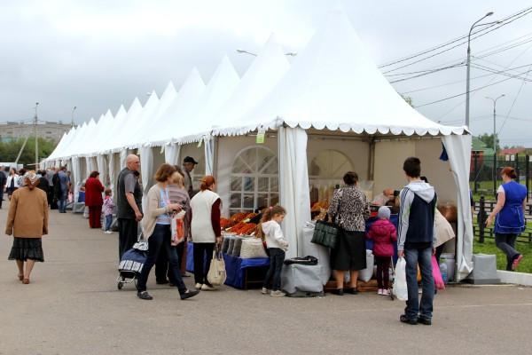 Ярмарка «Весенний ценопад» в Домодедово
