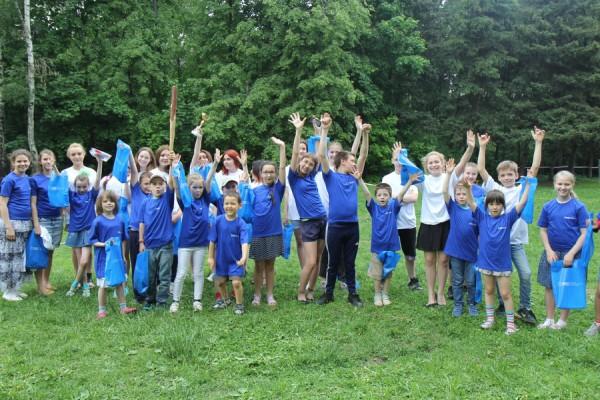 Фестиваль для воспитанников социально-реабилитационных центров