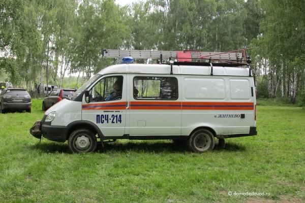 Автомобиль ПСЧ-214