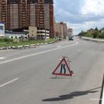 Ремонт отремонтированного ремонта улицы Лунной