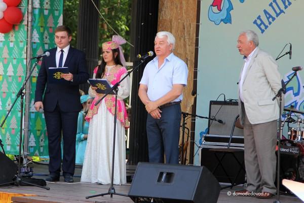 Султанов Фуад Фейзрахманович и Леонид Павлович Ковалевский
