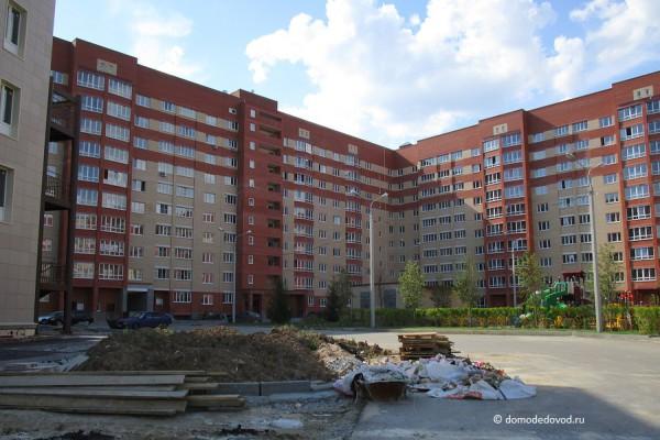 Новостройка «Гюнай» в микрорайоне Авиационный на ул. Жуковского