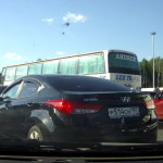Беспредел на платном участке в Михнево, трассы М4 (Москва-Дон)