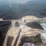Развязку у аэропорта Домодедово планируют открыть до конца года